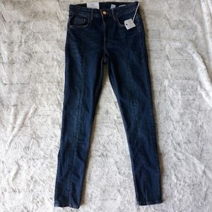 H&M| New Skinny Ankle High Waist Jeans